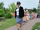 Zakończenie roku szkolnego 2015 w przedszkolu Słoneczny Domek w Starych Babicach