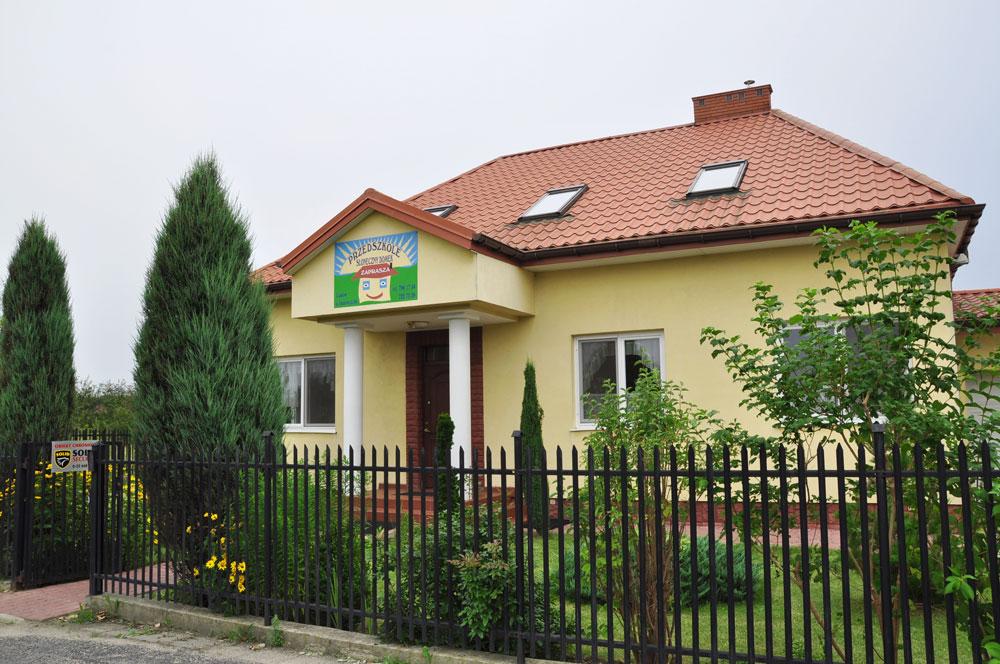 Niepubliczne Przedszkole Słoneczny Domek - Stare Babice, Lipków, Izabelin