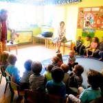 Koncert na waltorni Przedszkole Słoneczny Domek Lipków