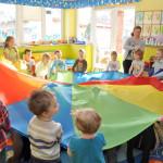 W Przedszkolu Słoneczny Domek w Starych Babicach wiele się dzieje - mamy konkurs talentów, bale, spotkania z ciekawymi ludźmi